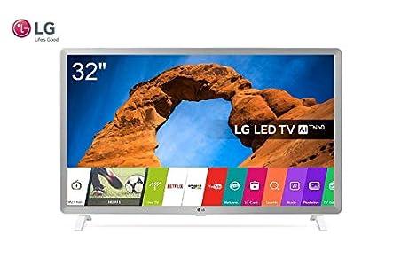 LG 32LK6200PLA.AEE TELEVISOR 32'' LCD LED FULL HD HDR 1500Hz THINQ SMART TV WEBOS 4.0 WIFI BLUETOOTH