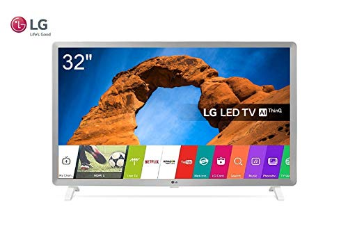 LG 32LK6200PLA.AEE TELEVISOR 32'' LCD LED FULL HD HDR 1500Hz THINQ SMART TV WEBOS 4.0 WIFI BLUETOOTH