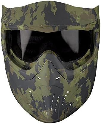 Camo paintball mask _image1