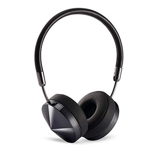 Hifi Bluetooth Headset Head-Mounted Bass Draadloze Headset Muziek Android Apple Mobiele Computer Algemene Getij Mannen En Vrouwen Leuke Cool Sport Band Mak Kan Antwoord Telefoon Ribor Bt88
