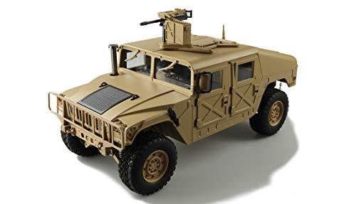 Amewi 22418 Sand 4x4 U.S. Militär Truck 1:10 Desert