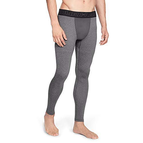 Under Armour Herren Legging CG , Grau, XL, 1320812-019