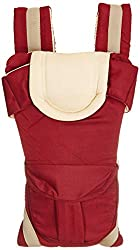 Cutieco Luxury Sling Backpack Baby Carry Bag, Multiposition, Cushioned Interior and Removable Head Support Carrier Bag, Brown (3 to 30 Months),My Carry Bag,Premium Baby Sling-based Carrier-Luxury,baby carrier,baby sling,baby sling backpack,carrier baby,carrier bag,facing,front facing carrier back