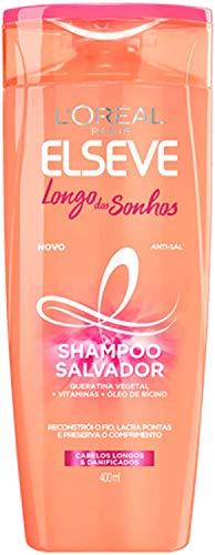 Shampoo Elseve Longo dos Sonhos Salvador 400ml