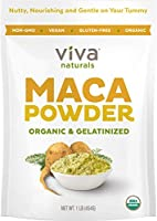 Viva Naturals Organic Maca Powder 454g