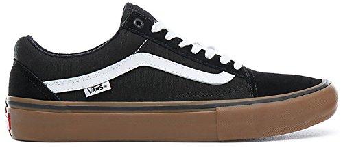 Vans Zapatillas Old Skool Pro Black/Gum/White