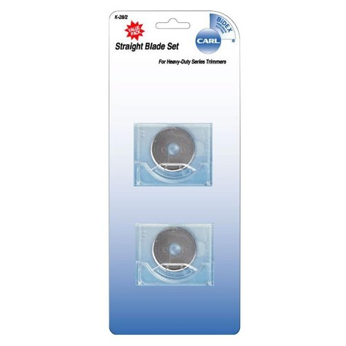 CARL MFG Paper Trimmer Replacement Blades (CUI14028)