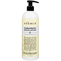Adamia Therapeutic Repair Lotion with Macadamia Nut Oil and Promega-7