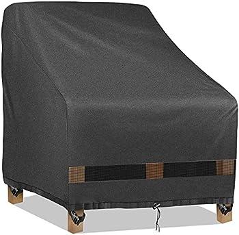 GARDRIT Patio Waterproof Heavy Duty Outdoor Chair Covers