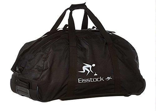 Ju-Sports Trolley schwarz Eisstock