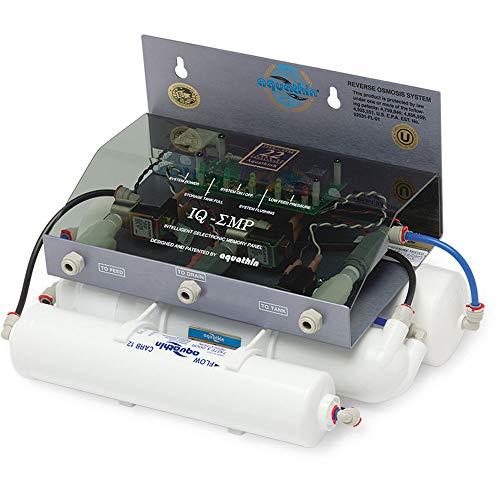 Ósmosis inversa pura H2O con sistema de purificación de agua de desionización (RODI) - Auto Flush
