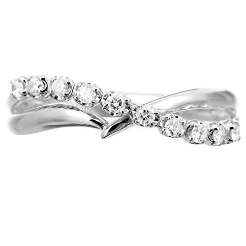 [ココカル]cococaruシルバー リング ダイヤ リング ダイヤモンド リング 指輪 レディース sv925 ギフト 贈り物 記念日 プレゼント 日本製 品質保証書 金属アレルギー(25)