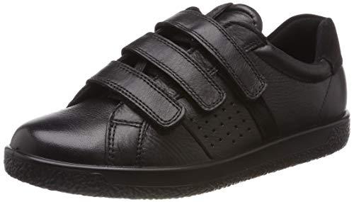 ECCO Damen Soft 1 Ladies Sneaker, Schwarz (Black 51052), 39 EU
