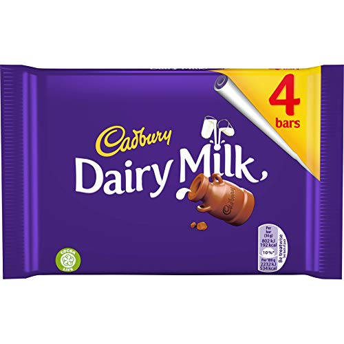 Original Cadbury Dairy Milk Chocolate Bar Pack Dairy Milk Chocolate Bars Imported From The UK England