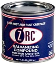 cold zinc galvanising spray