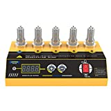 MRCATOOL AUTOOL SPT360 Automotive Spark Plug Tester Auto Spark Plug & Strumenti di accensione Scanner diagnostico Rilevatore di Veicoli per Veicoli 12V