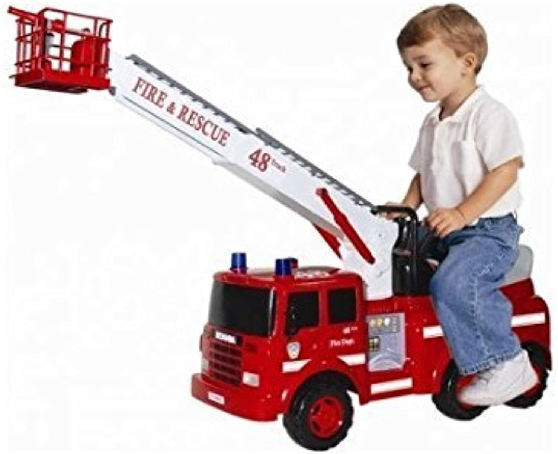 Skyteam Action Fire Engine RideOn