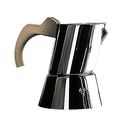 Mepra 4/6-Cup Coffee Maker, Turtle-Dove
