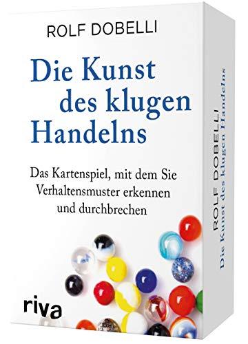 riva Verlag Die Kunst des klugen Handelns: Das Kartenspiel, mit dem Sie Verhaltensmuster erkennen und durchbrechen