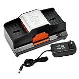 win-full Card Shufflers Battery Operated-Professional Card Shuffler 1-2 Decks High Speed Automatic Plastic Shuffling Machine Playing -Card Games Shuffler