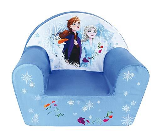 Fun House 713229 Disney Frozen Poltrona Club in schiuma per bambini