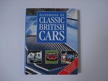 Paperback Classic British Cars Handbook Book