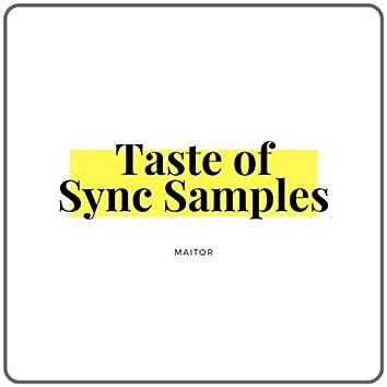 Taste of Sync Samples (Sample For Music Supervision)