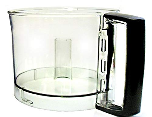 Magimix 5200XL Mixer Kommen-Zwart Handvat