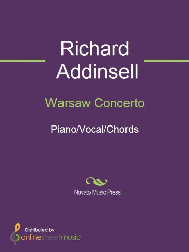Warsaw Concerto (English Edition)