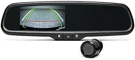 ICAM-LM900 Universal Backup Camera Lip//Flush Mount Rearview Wide Angle Lens