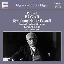 Elgar Conducts Elgar - Symphony No. 1; Falstaff By London Symphony Orchestra (Artist, Orchestra),,Edward Elgar (Artist, Composer, Conductor, Performer) (2009-02-02)