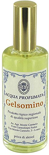 Acqua profumata al Gelsomino dei Frati Carmelitani Scalzi - 100 ml