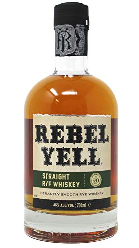 Rebel Yell Small Batch Rye Straight Whisky (1 x 0.7 l)
