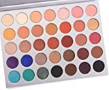 FASHIONSHOPEEBeauty Ultimate Color Forever Hill Eyeshadow PaletteCosmetic Powder Makeup for Girls/Women (25 Colours) Multicolors - Unique Shades
