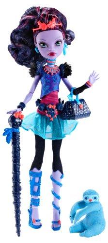 Mattel Monster High BLV98 -  Jane Boolittle, Puppe
