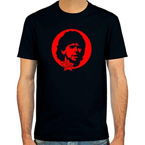 SpielRaum T-Shirt, EL pibe ::: Farbauswahl: schwarz, Oliv oder Navy ::: Größen: S-XXL ::: Fußball-Kult