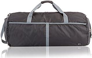 AmazonBasics Packable Travel Duffel, 27-inch, Black