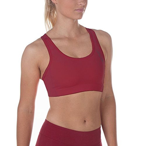Sub Sports Dual 2.0 Camiseta DE COMPRESIÓN para Mujer - Granate - XXL