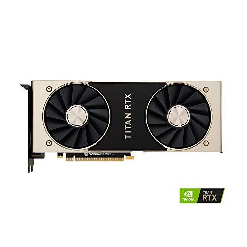 Nvidia Titan RTX TITAN X Scheda grafica 24756 MB (Ricondizionato)