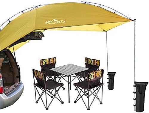 Las Vegas Mall WINTENT Large Camping Trailer Awning Portland Mall Shelter Car Sun Tent