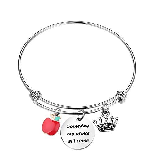 Snow White Charm Bracelet Someday My Prince Will Come Bracelet (bracelet)