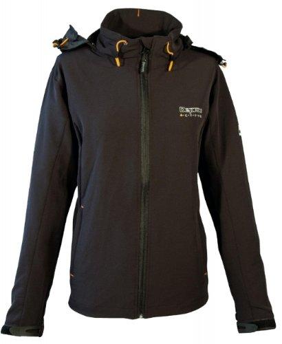 DEPROC active nELSON veste softshell-femme-noir-taille 34 40 Noir - noir