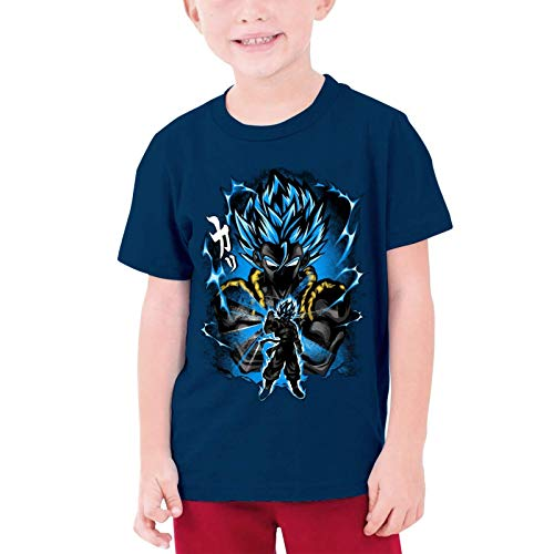 XCNGG Niños Tops Camisetas Attack of The Fusioin Black Other Boys and Girls Short Sleeve T-Shirts, Youth T-Shirts