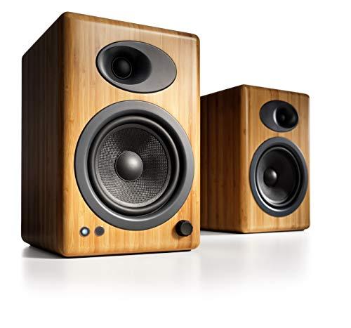 【国内正規品】Audioengine オーディオエンジン A5+ パワードスピーカー (バンブー)