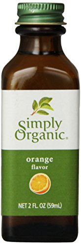 Simply Organic Orange Extract, Certified Organic