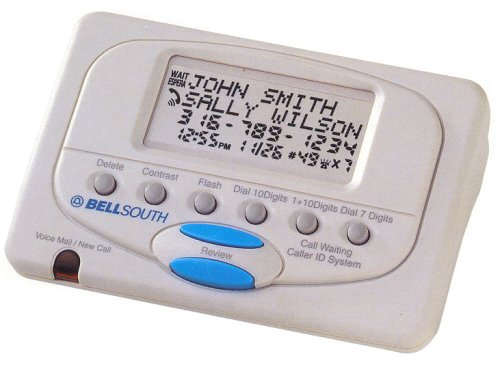 BellSouth Caller ID with Call Waiting CI-85LX - English or Spanish Display
