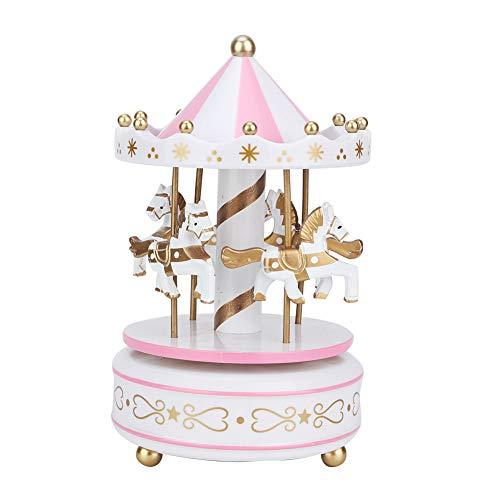 SunshineFace Spieluhr Karussell Spieluhr Karussell Geschenk Weihnachten Hochzeit Geburtstag Geschenk Dekor