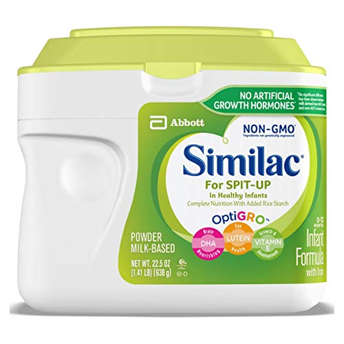Similac For Spit-Up Formula