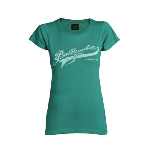 Ballzauber Damen T-Shirt 2, oli blau, XS, 1001-31