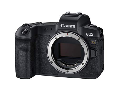 Canon EOS Ra Astrophotography Mirrorless Camera, Black - 4180C002